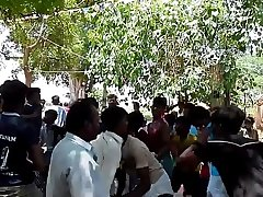 Tamil hot village boys lungi underwear kuthu dance